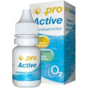 Капли для глаз Optimed Pro Active